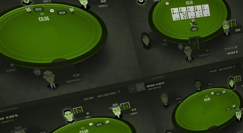 Как правильно выбрать игровой стол в онлайн-покере.